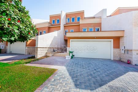 4 Bedroom Townhouse for Sale in Motor City, Dubai - Triplex  4BR Townhouse | Full Park View