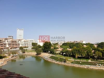 3 Bedroom Apartment for Rent in Motor City, Dubai - Large 3 bed apartment with maid's room