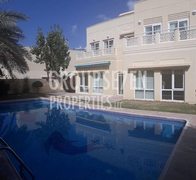 Private Pool 5 BDR Type 7 Family Home For Rent