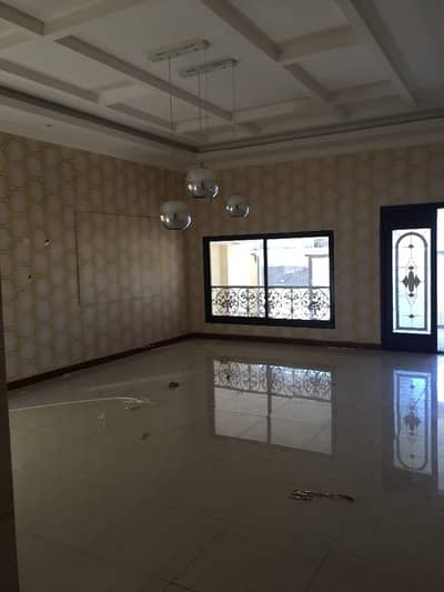 5 Bedroom Villa for Rent in Al Rawda, Ajman - BEAUTIFUL CORNER VILLA ON MAIN ROAD - 5 MASTER BEDROOM HALL MAJLIS MAIDROOM
