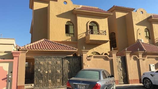 5 Bedroom Villa for Rent in Al Mowaihat, Ajman - BEAUTIFUL 5 MASTER BEDROOM HALL MAJLIS MAIDROOM - ONLY 65K