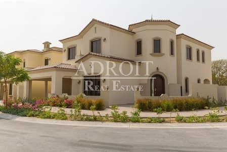6 Bedroom Villa for Sale in Arabian Ranches, Dubai - Free 5 Yrs Service Charge | Golf Course View | 6BR Villa in Arabian Ranches!