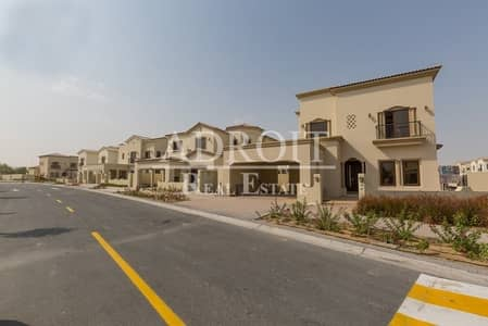 6 Bedroom Villa for Sale in Arabian Ranches, Dubai - Overlooking Arabian Courses | 7BR Villa in Aseel
