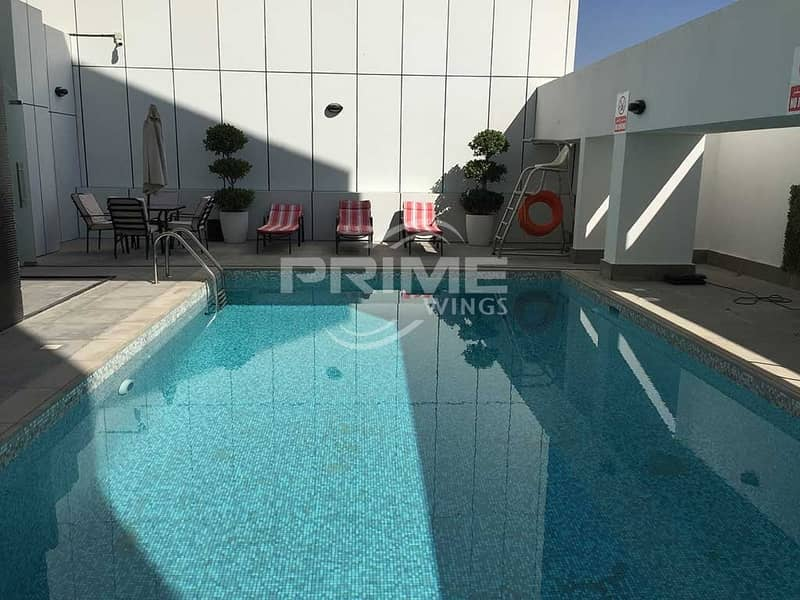 10 Good Price for  Fully Furnished Studio Apt Rented