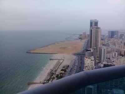 2 Bedroom Flat for Rent in Al Rumaila, Ajman - brand new luxury 2 bhk in Corniche Residences