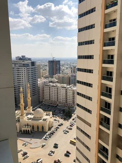 2 Bedroom Flat for Sale in Al Sawan, Ajman - 2 bhk partial city view with free parking for sale in Ajman one tower