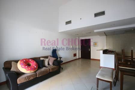 1 Bedroom Flat for Rent in Dubai Marina, Dubai - Furnished 1BR Apt I With Garden I Vacant