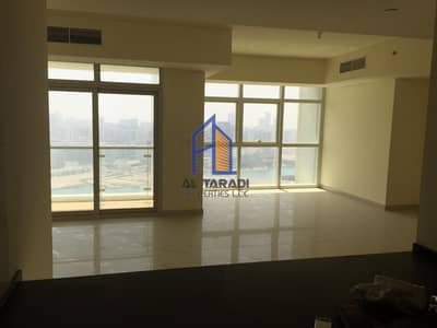 شقة 3 غرف نوم للايجار في جزيرة الريم، أبوظبي - Hot Offer !!Spacious 3 Bedroom +  maid's room  with marina view for rent in Tala Tower