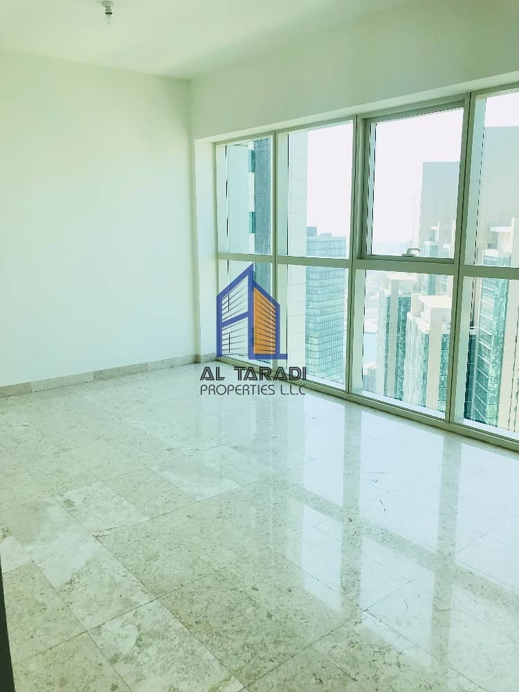 10 full sea view 3 + Maid bedroom apartment marina heights 1