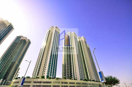 1 Bedroom Flat for Sale in Al Reem Island, Abu Dhabi - Hot Deal ! One Bedroom For Sale in Marina Blue