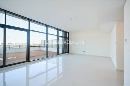 2 Bedroom Townhouse for Rent in DAMAC Hills (Akoya by DAMAC), Dubai - Closed Kitchen| Brand New with Park View