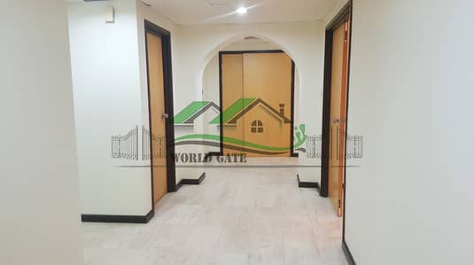 3 Bedroom Apartment for Rent in Corniche Area, Abu Dhabi - ONE MONTH FREE! 3BHK+MR AND AMENITIES AVAILABLE IN CORNICHE!