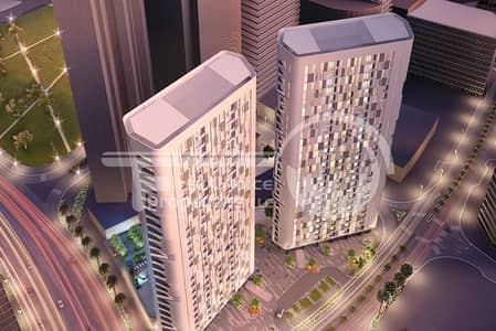 3 Bedroom Apartment for Sale in Al Reem Island, Abu Dhabi - Own a Property in Al Reem! Invest today!