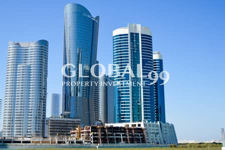 Studio for Rent in Al Reem Island, Abu Dhabi - Studio Apt. for rent in Hydra C6 /2 Chqs