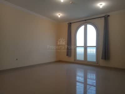 1 Bedroom Flat for Rent in Rawdhat Abu Dhabi, Abu Dhabi - Spacious 1 BR Apartment w/ C.Parking and Facilities in Rawdhat Area