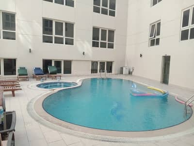 Studio for Rent in Rawdhat Abu Dhabi, Abu Dhabi - Very Nice Studio w/ C.Parking and Facilities in Rawdhat Area