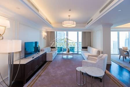 4 Bedroom Apartment for Sale in Downtown Dubai, Dubai - Sky Collection with Burj Khalifa