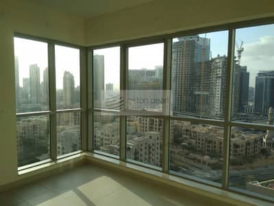 2 Bedroom Flat for Rent in Downtown Dubai, Dubai - Fountain / Burj Khalifa View Two Bedroom
