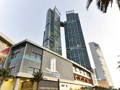 3 Bedroom Flat for Rent in Corniche Area, Abu Dhabi - 3Cheques 3 BR Apartment in Nation Towers