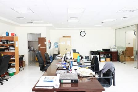 Office for Sale in Al Reem Island, Abu Dhabi - Cozy Fitted Office Space + Rental Refund