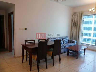 Fully Furnished 1 bedroom apartment in Skycourts Tower A