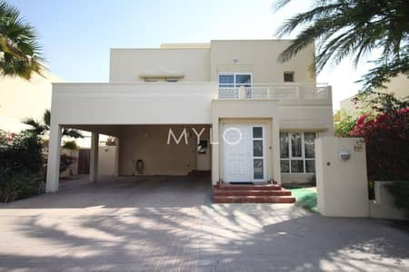 4 Bedroom Villa for Rent in The Meadows, Dubai - Beautiful Type 2 Villa in Good Condition