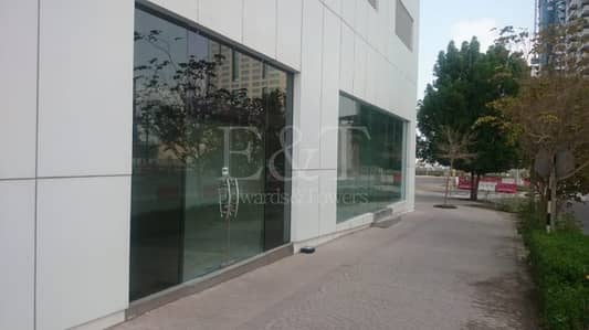 Shop for Rent in Al Reem Island, Abu Dhabi - Easy Access Ground Floor Retail / Office