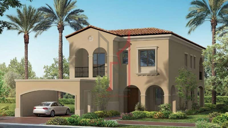11 Luxurious 5 BR|Villa| 50/50 Payment Plan