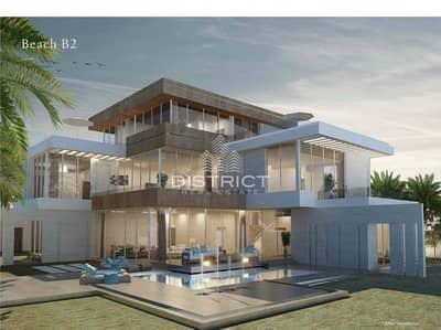 6 Bedroom Villa for Sale in Saadiyat Island, Abu Dhabi - Build your own home! Villas Saadiyat Island