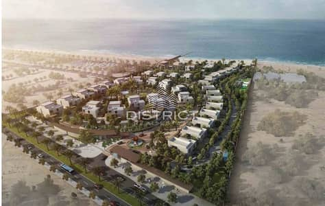 Plot for Sale in Saadiyat Island, Abu Dhabi - Design and build your own?! Land for Sale