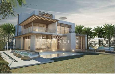4 Bedroom Villa for Sale in Saadiyat Island, Abu Dhabi - Modern Designed Villas available for Sale