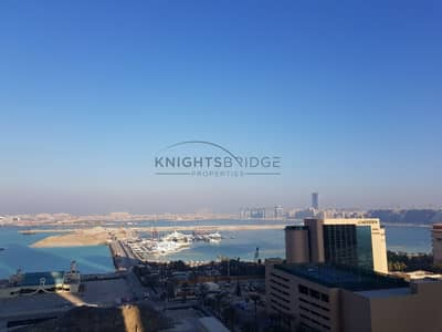 1 Bedroom Flat for Rent in Dubai Marina, Dubai - FURNISHED | FULL SEA VIEW | GREAT LAYOUT