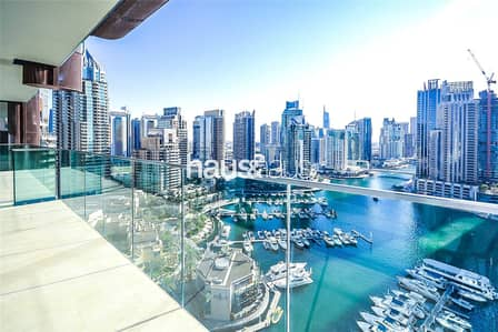 3 Bedroom Apartment for Sale in Dubai Marina, Dubai - The Best View |  Modern Finish  | Rented