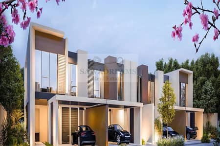 3 Bedroom Villa for Sale in Dubailand, Dubai - Book only with 5% with 7 years payment plan.