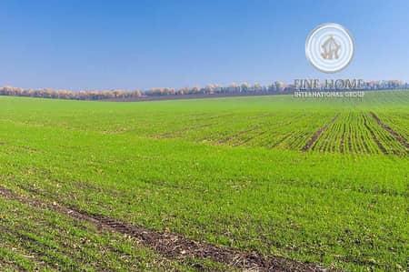 Plot for Sale in Al Khaznah, Al Ain - Amazing big Farm in al khaznah . Al ain