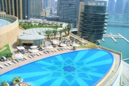 1 Bedroom Flat for Rent in Dubai Marina, Dubai - Bills Included - Serviced - Available Now
