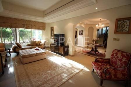 5 Bedroom Villa for Rent in Green Community, Dubai - Close to Park | Non-Perimeter | Huge Plot