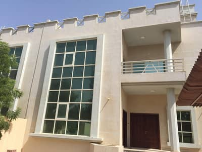 6 Bedroom Villa for Rent in Between Two Bridges (Bain Al Jessrain), Abu Dhabi - Villa filled with sunlight - available for rent
