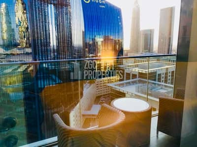 1 Bedroom Flat for Rent in Downtown Dubai, Dubai - 1BR | No Commission only Pay a Flat Fee.