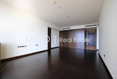 2 Bedroom Apartment for Sale in Downtown Dubai, Dubai - Chic Address | Vacant 2BR+S | No Pillars