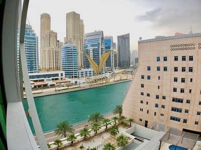1 Bedroom Flat for Sale in Dubai Marina, Dubai - Brite / partial Marina View / Best Price