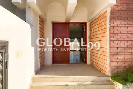 4 Bedroom Villa for Rent in Al Karamah, Abu Dhabi - 4BR  Villa + Maids for rent in AlKarama