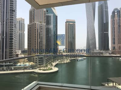3 Bedroom Apartment for Rent in Dubai Marina, Dubai - 3 bedroom | marina view | vacant