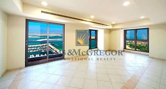 2 Bedroom Flat for Rent in Dubai Marina, Dubai - Above 70th floor | 2BR | Spacious Apartment