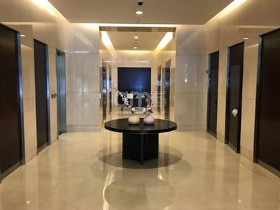 1 Bedroom Apartment for Rent in Al Markaziya, Abu Dhabi - Stunningly Beautiful 1BR Corniche Apartment