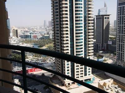 2 Bedroom Apartment for Sale in Dubai Marina, Dubai - High Floor - 2 BR  -  Marina Crown Tower