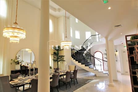 4 Bedroom Villa for Sale in Jumeirah Golf Estate, Dubai - 4 Yr Post Payment Plan - AED800 per Sqft