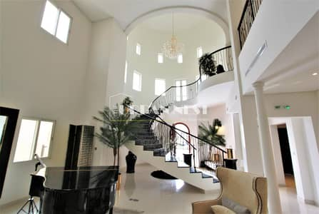 6 Bedroom Villa for Sale in Jumeirah Golf Estate, Dubai - With 4 year post payment AED800 per sqft
