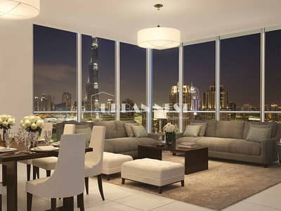 2 Bedroom Flat for Sale in Downtown Dubai, Dubai - 2BD Downtown| Payment Plan- 0% Interest!