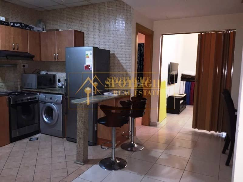 2 Hot deal Furnished 1 BHK for rent in DSO only 50/12 chqs
